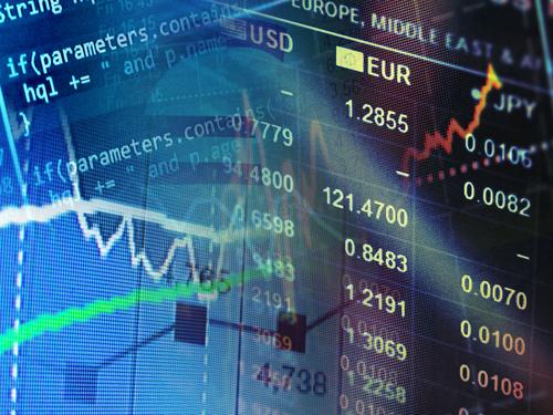 Aandelen handelen AEX
